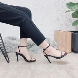 Giày Cao Gót Quai Mảnh Đá giá sỉ