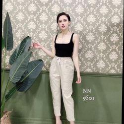Quần baggy kaki co giãn form đẹp chuyên sỉ jean 2KJean giá sỉ