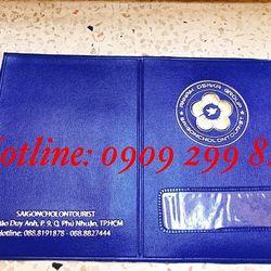 Chuyên may ví da đựng passport chuyên làm bao da hộ chiếu sản xuất bìa da bọc hộ chiếu giá sỉ