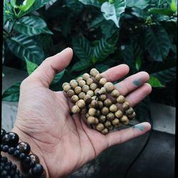 Chuỗi trầm hương tự nhiên 108 hạt giá sỉ