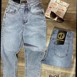 Baggy jeans nữ cao cấp giá sỉ