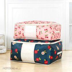 Túi đựng chăn màn quần áo chống thấm họa tiết giá sỉ