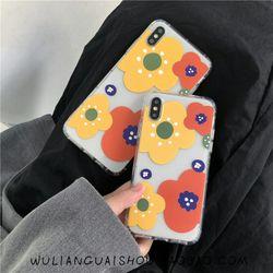 Ốp TRONG hoa màu