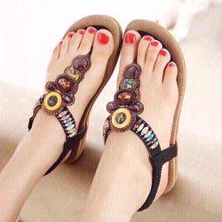 Giày sandal hột xinh