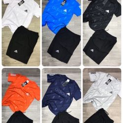 Bộ quần áo nam thể thao bán buôn giá rẻ giá sỉ