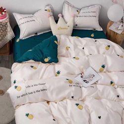 Bộ Chăn Ga Gối Cotton Korea NS248 giá sỉ
