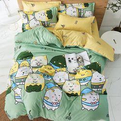 Bộ Chăn Ga Gối Cotton Korea NS268 giá sỉ