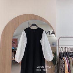 Đầm Suông Tay Ren giá sỉ
