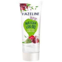 Sữa rửa mặt Hazeline trắng da Matcha Lựu Đỏ 80gr giá sỉ