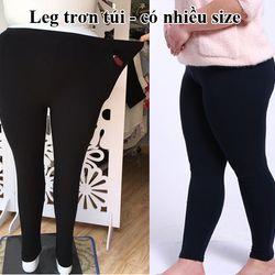 Quần legging cạp cao bigsize quần cạp cao ngoại cỡ giá sỉ