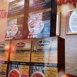 Đặc sản Thái Lan - Tom Yum Soup