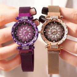 Đồng hồ nam châm hoa nữ giá sỉ giá tốt giá sỉ