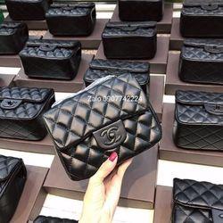Túi xách nữ Chaanel fullbox 18cm giá sỉ
