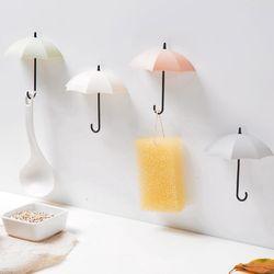 Bộ 3 móc treo dán tường hình cây dù giá sỉ