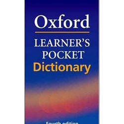 Oxford Learners Pocket Dictionary A Pocket-sized Reference to English Vocabulary Fourth Edition giá sỉ