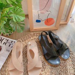 Giày sandal nhựa dẻo c