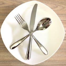 Bộ 3 món dao muỗng nĩa đuôi tròn giá sỉ