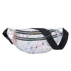 Túi bao tử unisex họa tiết thời trang đeo được nhiều kiểu VIDEO giá sỉ