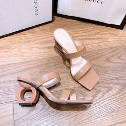 Giày cao gót tròn giá sỉ