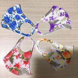 khẩu trang bông nữ vải umi co giản dàymịn mát cao cấp cắt tia laze k có dậpđủ màu có sẵn sĩ đeo k đau lổ tai sỉ giá sỉ