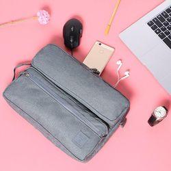 Túi đựng laptop đa năng Hàn Quốc 13 icnh giá sỉ