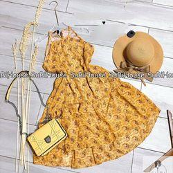 Đầm Xòe Yếm giá sỉ