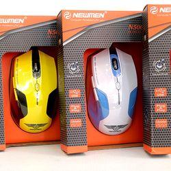 Newmen - Chuột máy tính có dây Gaming N500 Plus giá sỉ