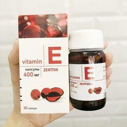 Vitamin E đỏ Xuất xứ Nga chuẩn giá sỉ