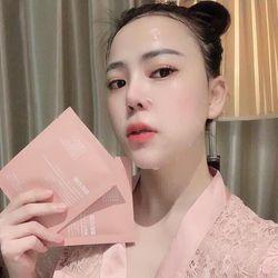 Mặt nạ nhau thai Nhật Bản Hộp 50 cái giá sỉ