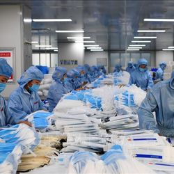 Khẩu trang y tế fama giấy kháng khuẩn giá sỉ