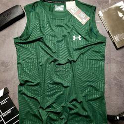 Quần áo thể thao - áo 3 lỗ thun xịn UNDER - co giãn 4 chiều giá sỉ