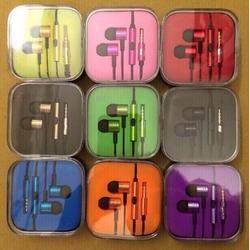 Tai nghe có dây Xiaomi hộp meka nhiều màu giá sỉ