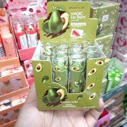Son dưỡng môi trái bơ Hasaya Girl Thái Lan giá sỉ