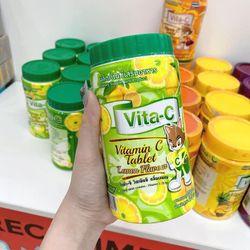 Kẹo C hương chanh Vitamin cho bé giá sỉ