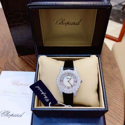 Đồng hồ nữ cao cấp CHOPAD L'HEURE DU DIAMANT giá sỉ