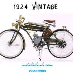 Xe đạp máy cổ điển Craftsman 1924 giá sỉ