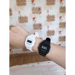 Đồng hồ điện tử unisex dây nhựa CA giá sỉ