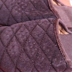 Dép vải đế dầy free size 32k 1 đôi màu nâu giá sỉ