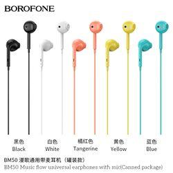 Tai nghe nhét tai có dây BM50 Borofone kèm mic giá sỉ