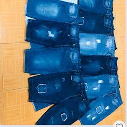 Quần short jeans nam sai 28-34 giá sỉ