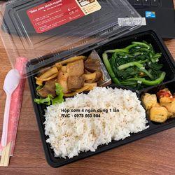 Tổng hợp các mẫu hộp nhựa đựng cơm tiện lợi giá rẻ giá sỉ