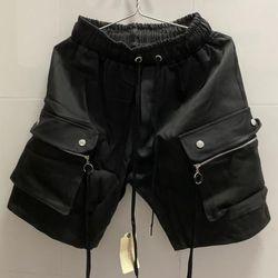 Quần shorts kaki túi hộp phối khóa Quần shorts co dãn nam giá sỉ
