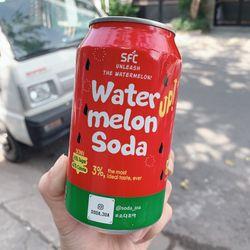 Nước Soda dưa hấu 350ml giá sỉ