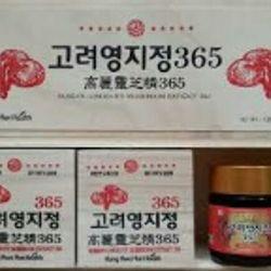 Cao linh chi Hàn Quốc 365 giá sỉ