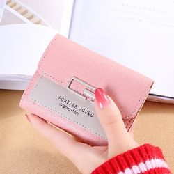 Ví bóp cầm tay da nữ mini đẹp LATIA VD220 4.9 giá sỉ