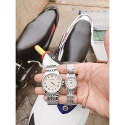 Đồng hồ thời trang nam nữ Ros bạc giá sỉ