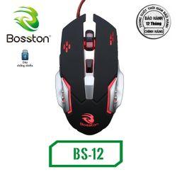 Chuột Bosston BS-12 chuyên game giá sỉ tốt giá sỉ
