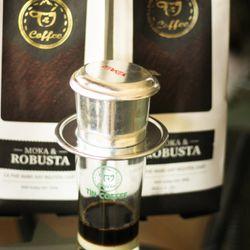 Cà Phê Bột Nguyên Chất Tín Coffee - Dòng Cao Cấp giá sỉ