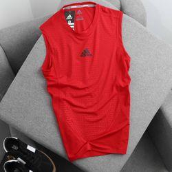 Quần áo thể thao -áo dAs ba lỗ thun xịn - co giãn 4 chiều giá sỉ