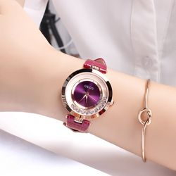 Đồng hồ nữ GUOU1 auth giá sỉ